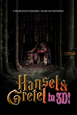 Hansel and Gretel in 3D!