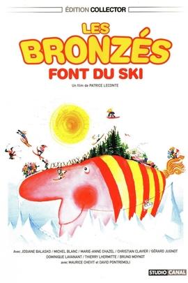 Bronzés font du ski, Les