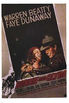 雌雄大盗/Bonnie and Clyde(1967)