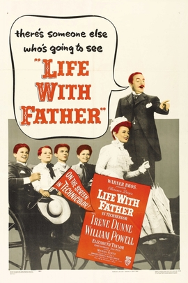 与父亲生活( 1947 )