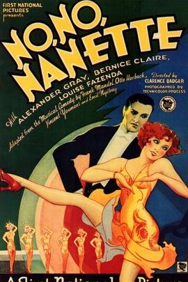不,不,娜奈特( 1930 )