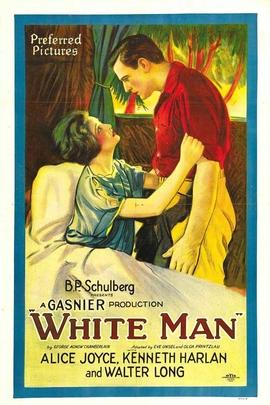 白种男人( 1924 )