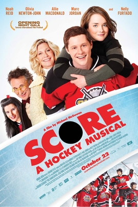 得分:冰球音乐剧( 2010 )