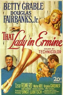 穿貂皮大衣的女子( 1948 )