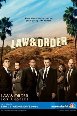 法律与秩序:洛杉矶( 2010 )