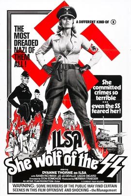 纳粹三部曲之残酷疯淫所( 1975 )