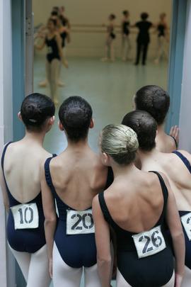 芭蕾女孩( 2010 )