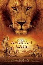非洲猫科/African Cats(2011)