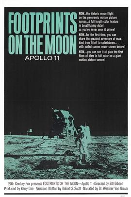 月球上的足迹:阿波罗11号( 1969 )