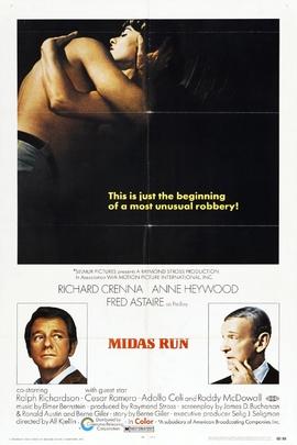 Midas Run( 1969 )
