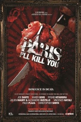 Paris I'll Kill You( 2012 )
