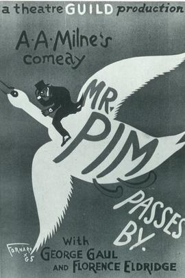 路过的皮穆先生( 1921 )