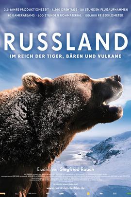 俄罗斯——在老虎,熊和火山之间( 2011 )