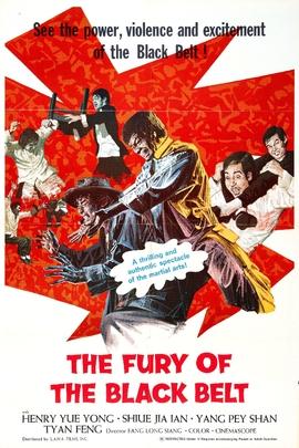 愤怒的黑带( 1975 )