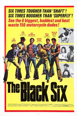 The Black Six( 1973 )