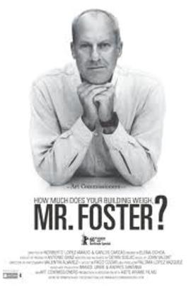 您的建筑重几何,福斯特先生?( 2010 )
