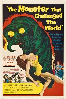 改变世界的怪兽( 1957 )