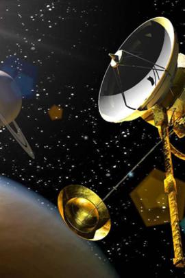 土星之谜( 2010 )