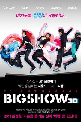 2010 Big Bang演唱会Big Show 3D( 2011 )