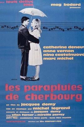 瑟堡的雨伞( 1964 )