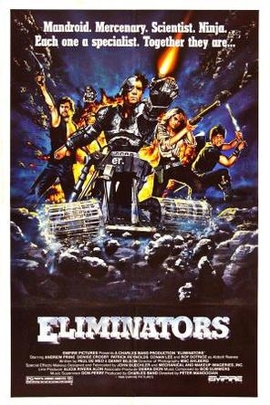 霹雳战神( 1986 )