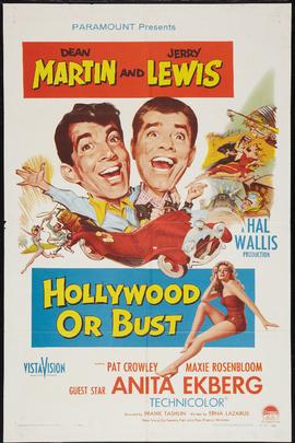 好莱坞或胸( 1956 )