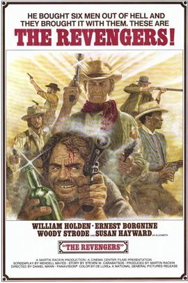 复仇者( 1972 )