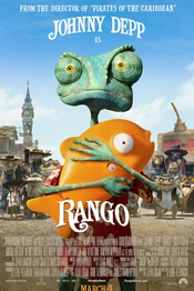 兰戈/Rango(2011)