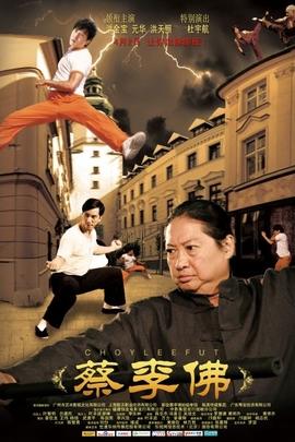 蔡李佛—极限拳速