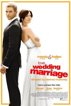 爱情、婚礼和婚姻