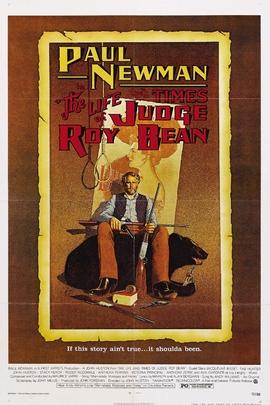 罗伊·比恩法官的生平( 1972 )