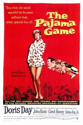 睡衣游戏( 1957 )