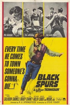 黑色马刺( 1965 )