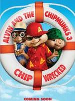 鼠来宝3/Alvin and the Chipmunks: Chip-Wrecked(2011)