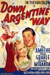 阿根廷之恋/Down Argentine Way(1940)