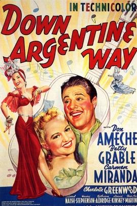 阿根廷之恋( 1940 )