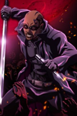 刀锋战士:动画版