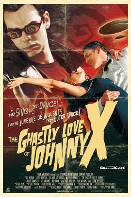约翰尼X:阴森的爱