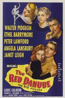 红色的多瑙河( 1949 )