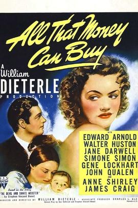 魔鬼和丹尼尔·韦伯斯特( 1941 )