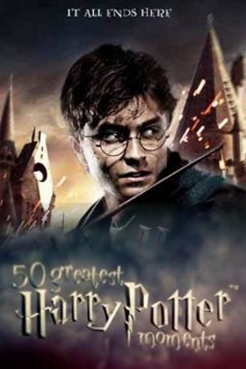 哈利波特主角资料_哈利·波特系列的50个精彩瞬间 50 Greatest Harry Potter Moments(2011)