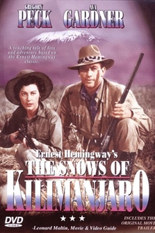 乞力马扎罗的雪/The Snows of Kilimanjaro(1952)