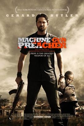 机关枪传教士( 2011 )