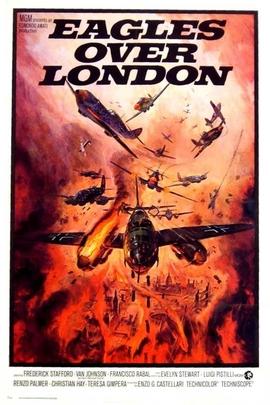 伦敦上空的鹰( 1969 )