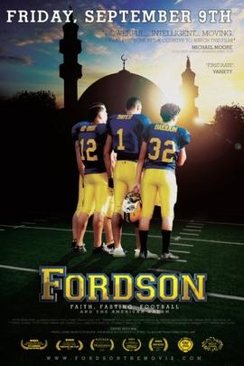 福特森高中:信仰、斋月和橄榄球( 2010 )