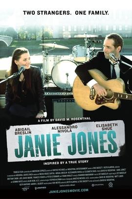 珍妮·琼斯