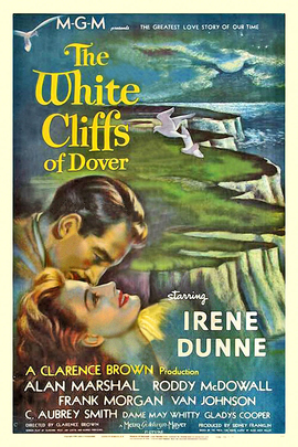 多佛的白色悬崖( 1944 )