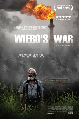 Wiebo's War( 2011 )