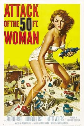 50英尺高的女人( 1958 )