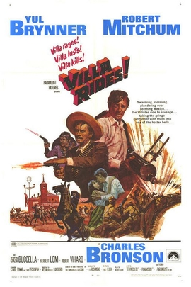 Villa Rides( 1968 )